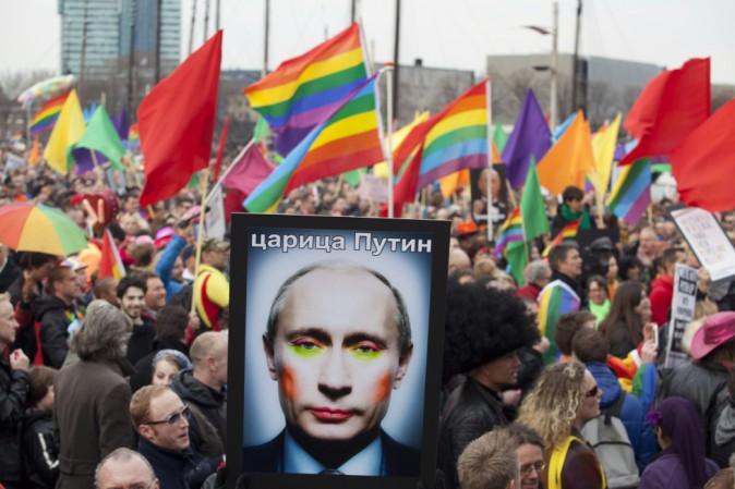 diritti lgbtq - Cecenia e Russia contro i gay
