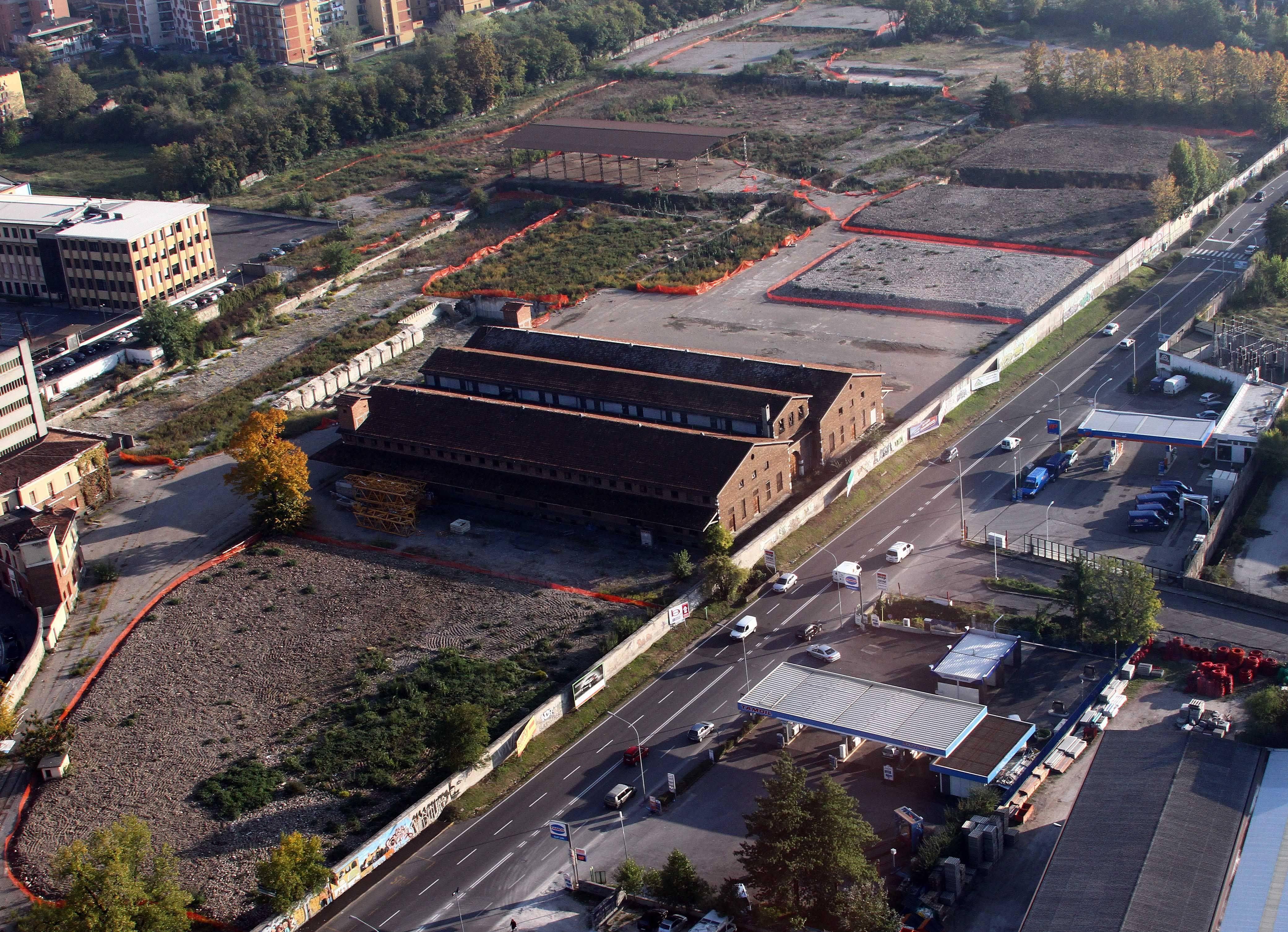 Brescia: Viaggia Il Cantiere Per Il Nuovo Flaminia, Investimento Da Oltre  60 Milioni Di Euro. La Necessità Di Un Altro Mega Centro Commerciale In  Città ...